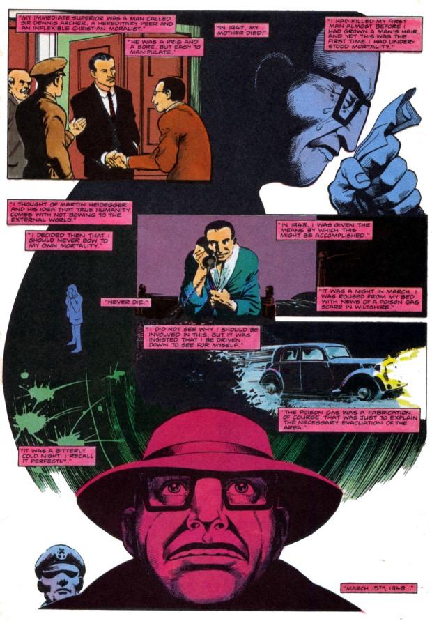 Página 10 de Marvelman #5