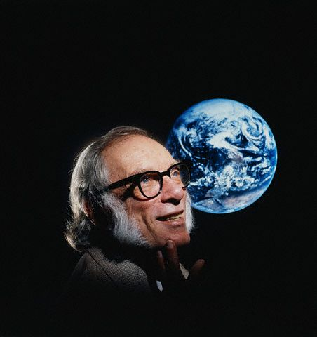 Asimov piensa la humanidad mejor que nadie.