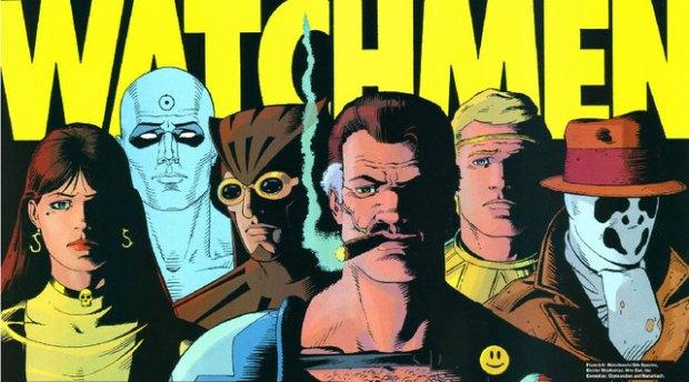 Watchmen o el ocaso de los superhéroes.